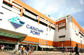 Causeway Point beside Parc Life