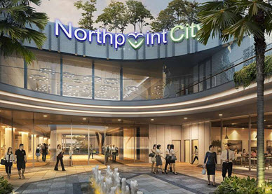 Northpoint City near Parc Life EC