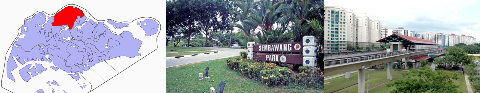 Sembawang Town Parc Life EC Fraser Centrepoint Homes